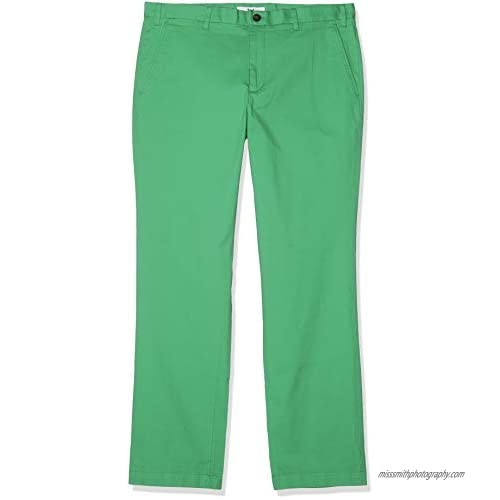 find. Men's Straight Leg Chino Trousers